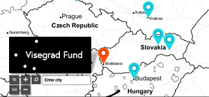 Visegrad Fund projects near you