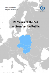 25 Years of the V4 as Seen by the Public